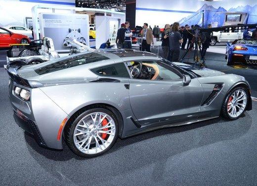 Le sportive al Salone dell'Auto di New York 2014 in un'ampia gallery - Foto 2 di 11