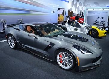 Le sportive al Salone dell'Auto di New York 2014 in un'ampia gallery - Foto 1 di 11
