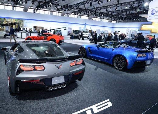 Le sportive al Salone dell'Auto di New York 2014 in un'ampia gallery - Foto 3 di 11