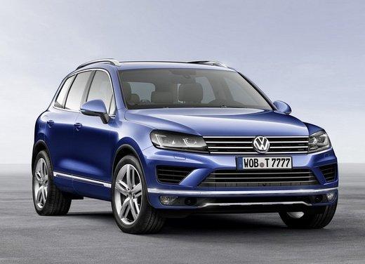 Volkswagen Touareg, debutta la nuova generazione