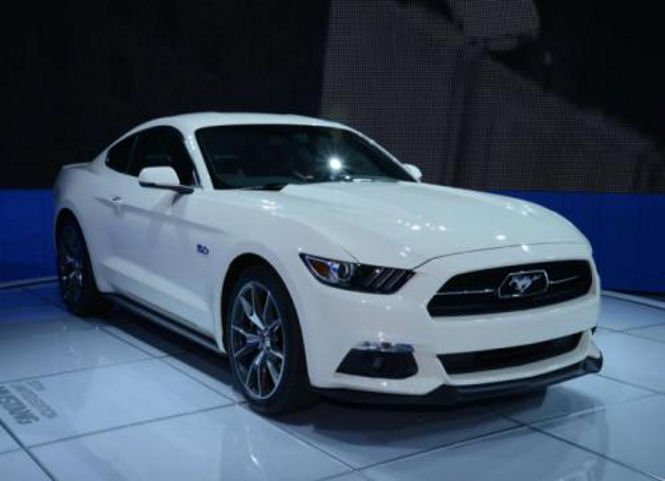"Ford Mustang GT ""50 Year Edition"""