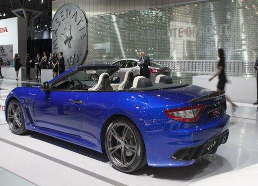 Maserati GranTurismo MC Centennial Edition - Foto 4 di 5