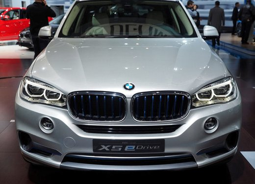BMW X5 eDrive - Foto 1 di 7