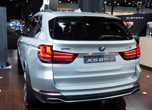 BMW X5 eDrive - Foto 5 di 7