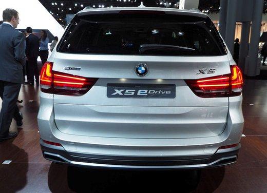 BMW X5 eDrive - Foto 6 di 7