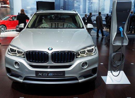 BMW X5 eDrive - Foto 4 di 7