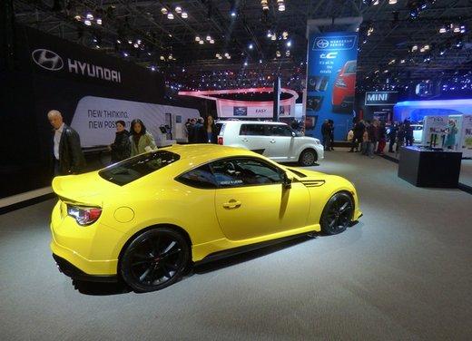 Una panoramica degli stand del Salone dell'auto di New York 2014 - Foto 12 di 16