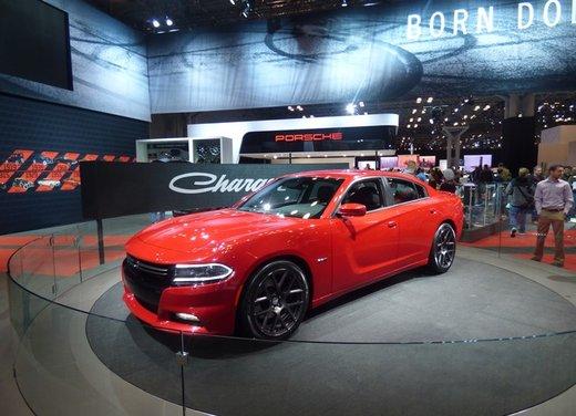 Una panoramica degli stand del Salone dell'auto di New York 2014 - Foto 13 di 16