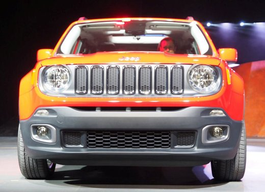 Jeep Renegade - Foto 9 di 10