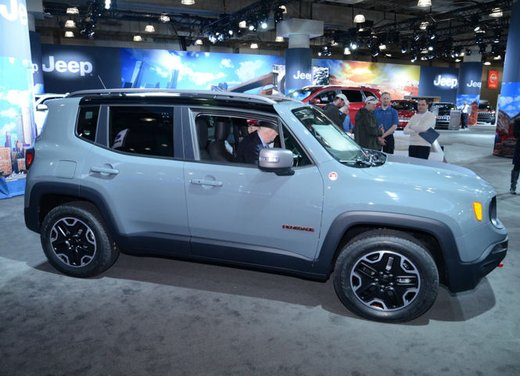 Jeep Renegade - Foto 10 di 10