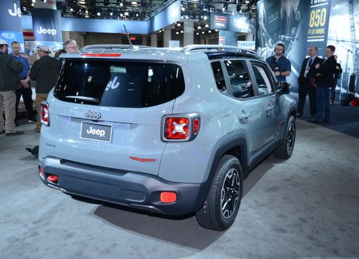 Jeep Renegade - Foto 1 di 10