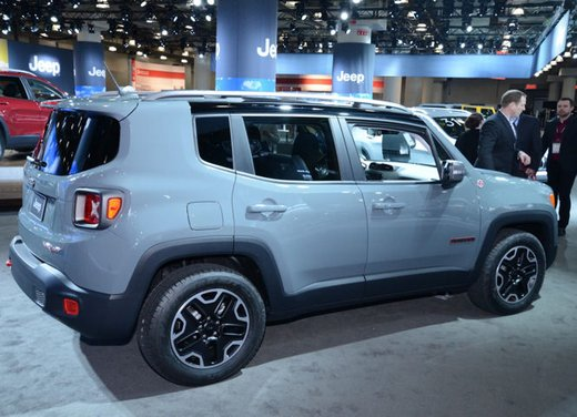 Jeep Renegade - Foto 2 di 10