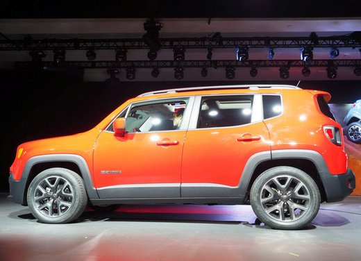 Jeep Renegade - Foto 3 di 10