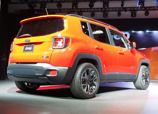 Jeep Renegade - Foto 5 di 10