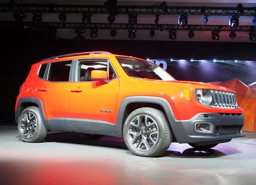 Jeep Renegade - Foto 6 di 10