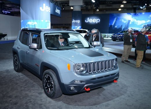 Jeep Renegade - Foto 7 di 10