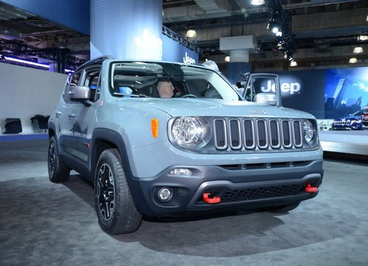Jeep Renegade - Foto 8 di 10