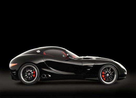 Trident Iceni l'auto diesel più veloce al mondo
