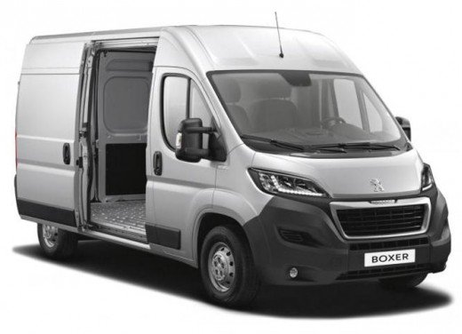 Nuovo Peugeot Boxer rinnova la gamma dei veicoli commerciali Peugeot