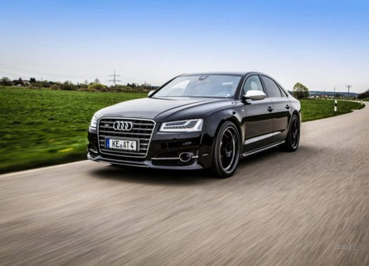 Audi S8 tuning by ABT