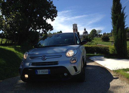Fiat 500L 1.6 Multijet II 120 CV Beats Edition provata su strada - Foto 8 di 12