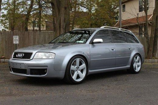 Audi RS6 usata di Paul Walker in vendita all'asta