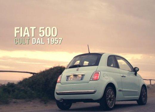 Nuova Fiat 500 Cult presentata dal premio Oscar Paolo Sorrentino