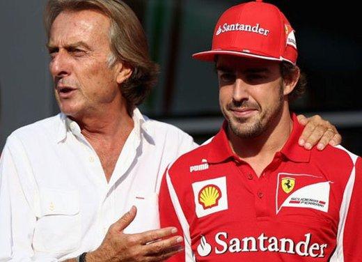 Montezemolo: Alonso il pilota migliore e resta in Ferrari
