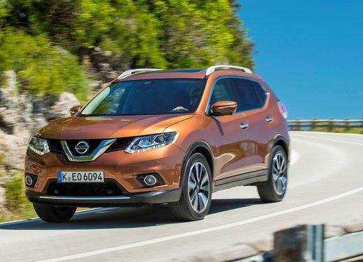 Nuovo Nissan X-Trail prova su strada, prezzi e consumi