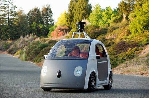 Google Car, foto inedite e lancio nel 2016 in California
