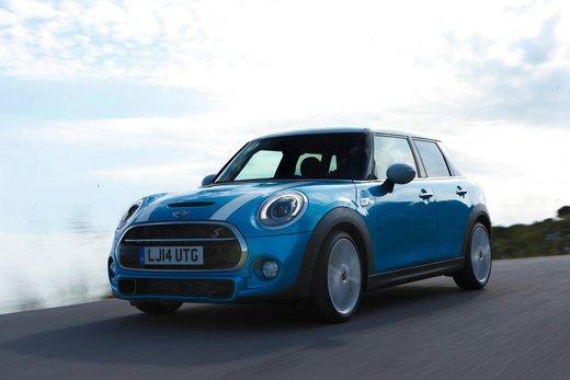 Nuova Mini 5 porte prestazioni e consumi della gamma motori - Foto 18 di 45