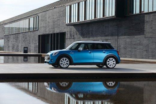 Nuova Mini 5 porte prestazioni e consumi della gamma motori - Foto 2 di 45