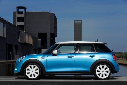 Nuova Mini 5 porte prestazioni e consumi della gamma motori - Foto 8 di 45