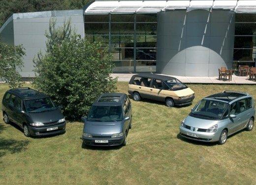 Renault Espace trent'anni di innovazione per la monovolume francese
