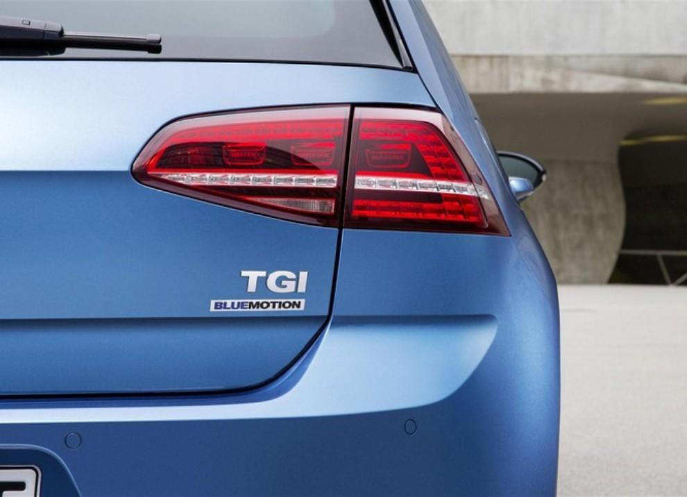 Volkswagen Golf a metano prestazioni e consumi - Foto 13 di 15