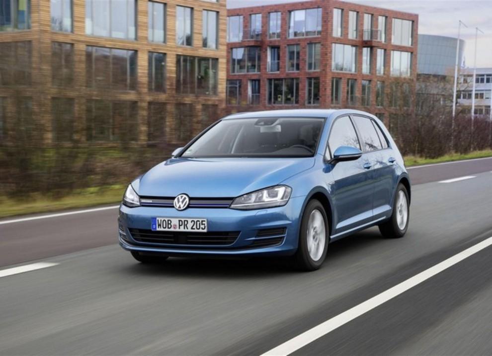 Volkswagen Golf a metano prestazioni e consumi - Foto 2 di 15