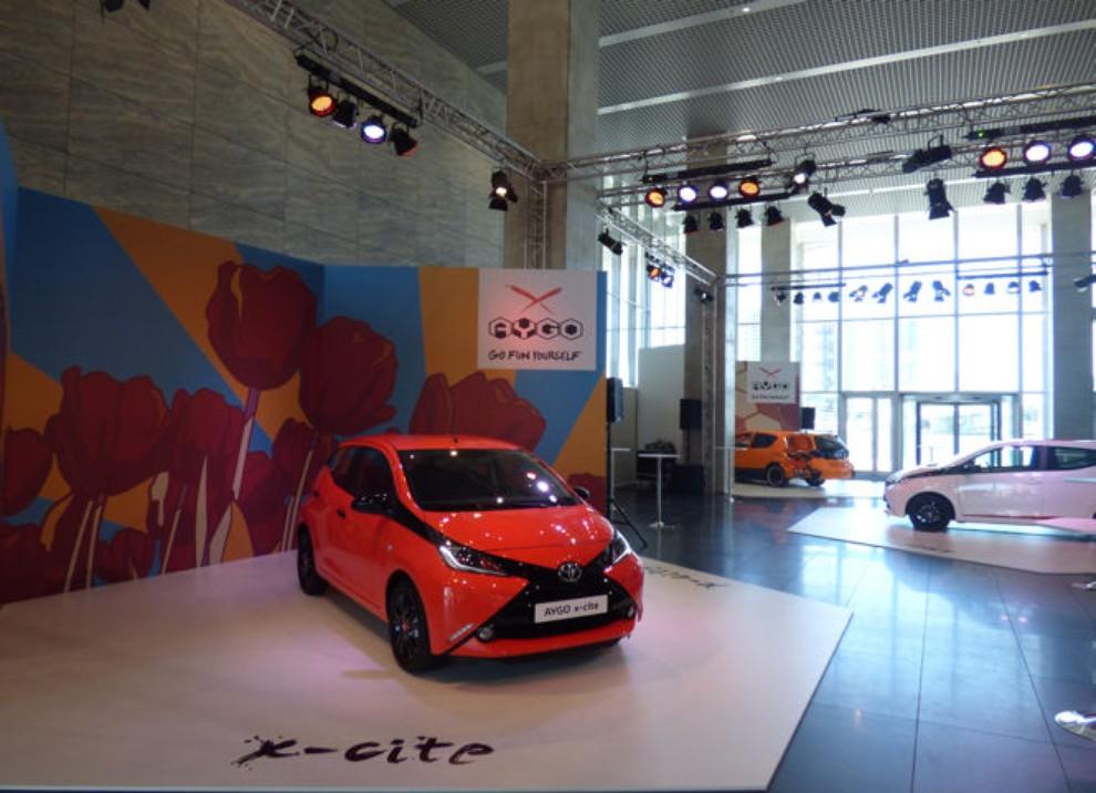 Toyota Aygo: le informazioni sulla gamma ed i prezzi - Foto 8 di 20