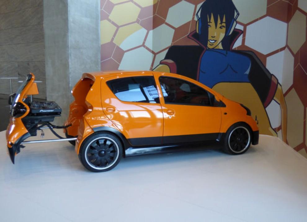 Toyota Aygo: le informazioni sulla gamma ed i prezzi - Foto 9 di 20
