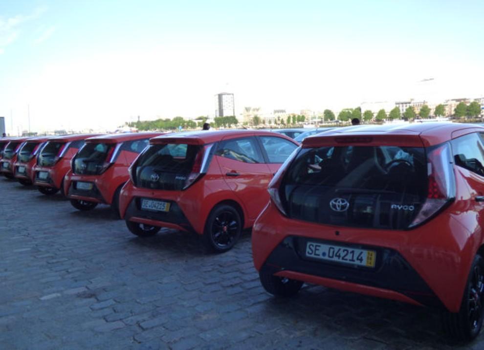 Toyota Aygo: le informazioni sulla gamma ed i prezzi - Foto 10 di 20