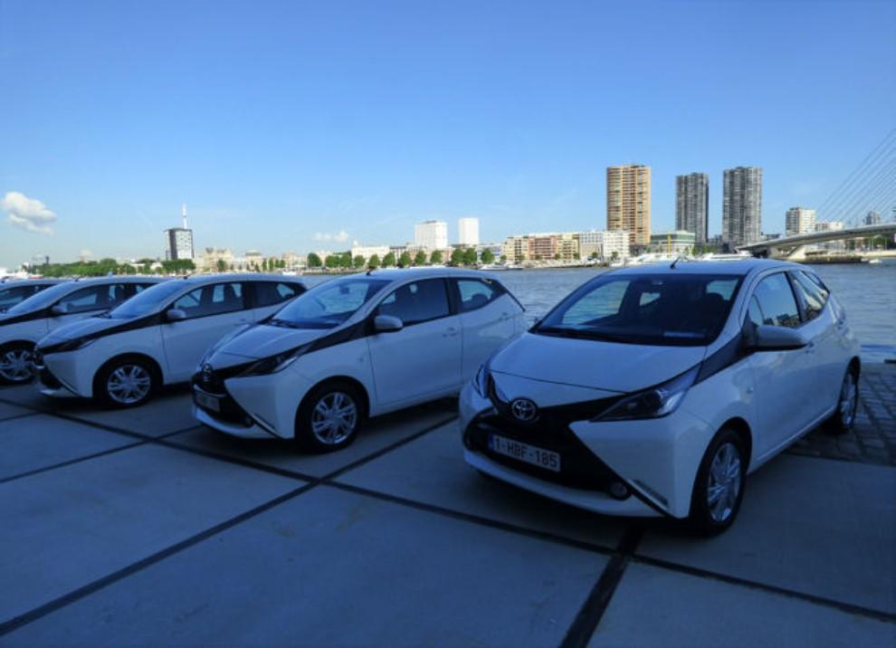 Toyota Aygo: le informazioni sulla gamma ed i prezzi - Foto 11 di 20