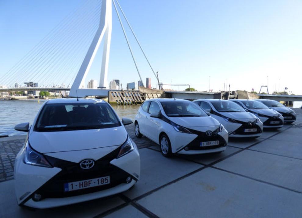 Toyota Aygo: le informazioni sulla gamma ed i prezzi - Foto 12 di 20
