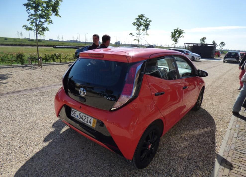 Toyota Aygo: le informazioni sulla gamma ed i prezzi - Foto 15 di 20