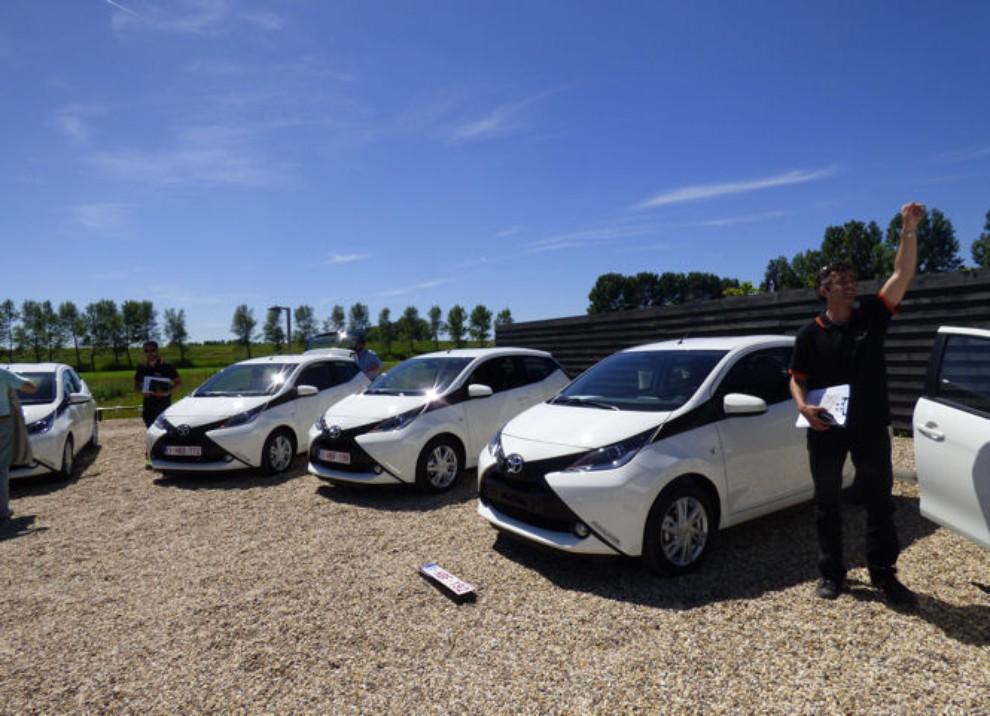 Toyota Aygo: le informazioni sulla gamma ed i prezzi - Foto 3 di 20
