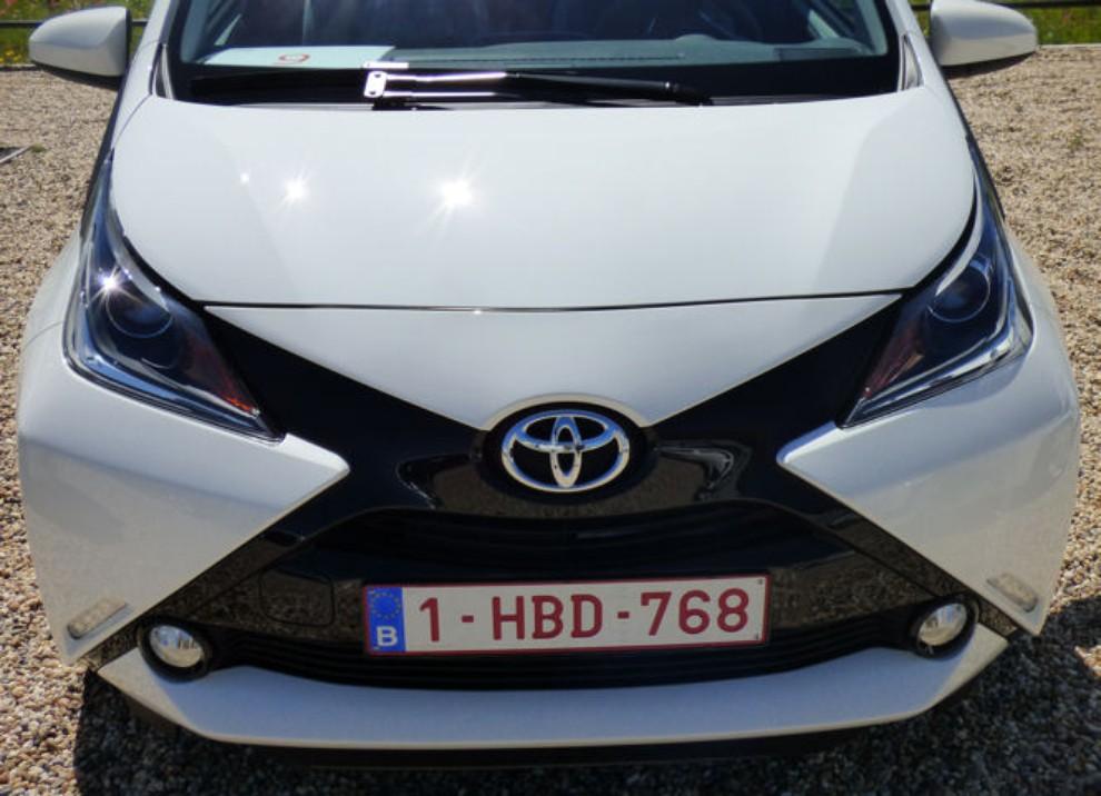 Toyota Aygo: le informazioni sulla gamma ed i prezzi - Foto 4 di 20