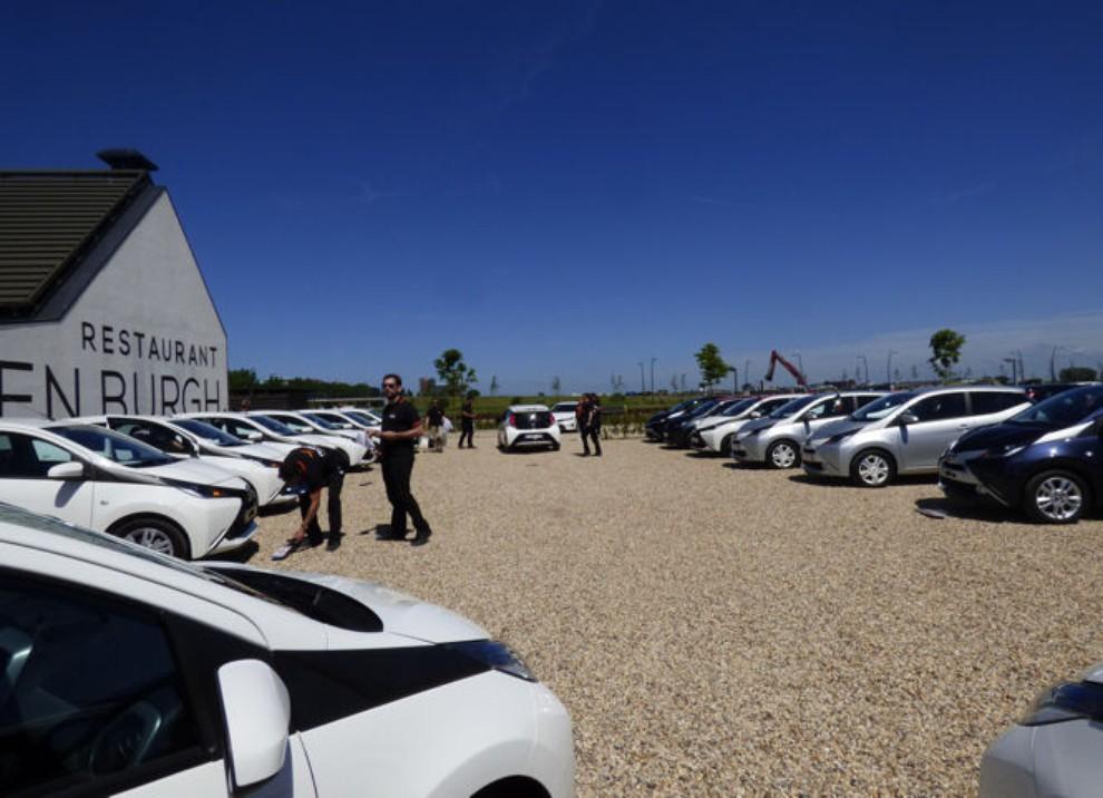 Toyota Aygo: le informazioni sulla gamma ed i prezzi - Foto 6 di 20