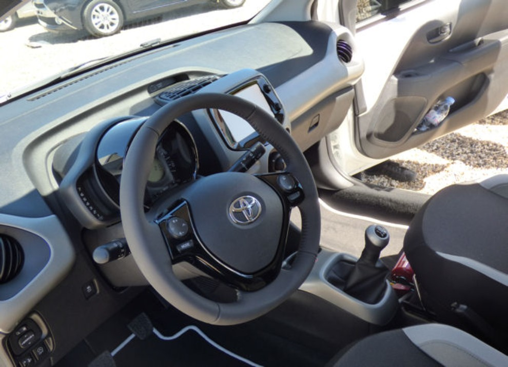 Toyota Aygo: le informazioni sulla gamma ed i prezzi - Foto 7 di 20