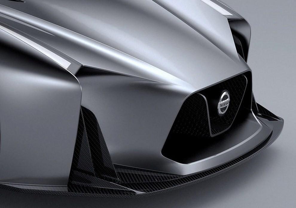 Nissan 2020 Vision Gran Turismo, il prototipo diventa concept - Foto 6 di 14