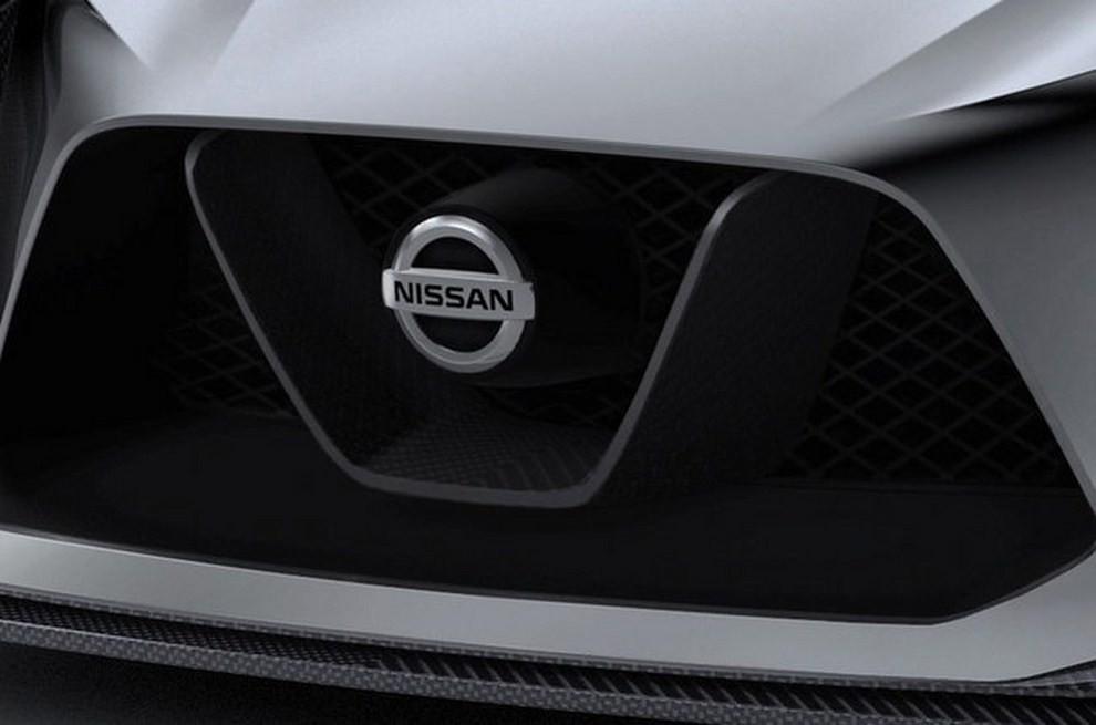Nissan 2020 Vision Gran Turismo, il prototipo diventa concept - Foto 10 di 14
