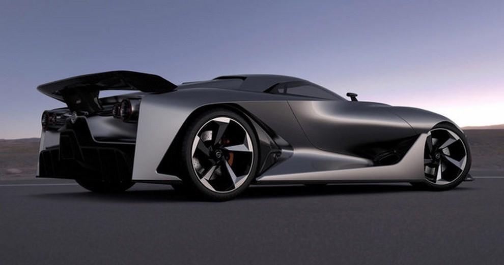 Nissan 2020 Vision Gran Turismo, il prototipo diventa concept - Foto 12 di 14