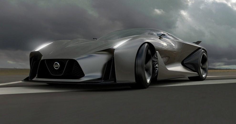 Nissan 2020 Vision Gran Turismo, il prototipo diventa concept - Foto 13 di 14